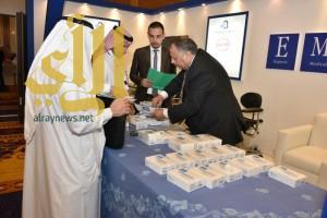 انطلاق فعاليات المؤتمر الدولي العاشر للأنف والأذن والحنجرة بجدة