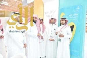 وزير العدل: معرض الكتاب جمع بين أصالة الرياض وتفاعل الزوار