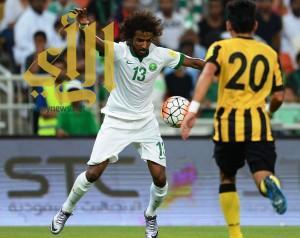 المنتخب السعودي يفوز على ماليزيا ويحافظ على صدارته للمجموعة الأولى
