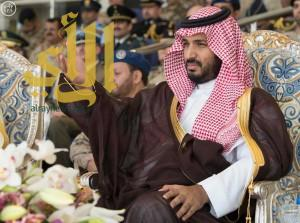 سمو ولي ولي العهد يؤكد حرص خادم الحرمين على مواصلة خطط تحديث القوات المسلحة