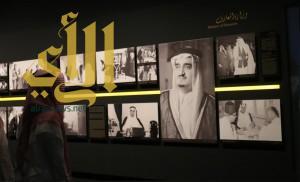 بساطة الملك فهد وشخصيته القيادية وهيبته في اللقاءات الرسمية توثقها 1100 صورة