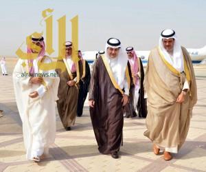 وزراء الإعلام بدول مجلس التعاون يصلون الرياض