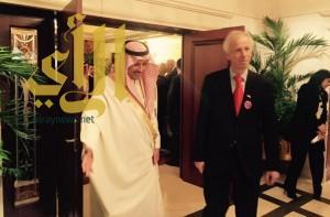 سفراء مجلس التعاون الخليجي ينظمون فعالية في كندا لشكر الجانب الكندي