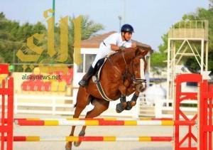 ختام الجولة الثالثة لدوري الأمير بدر بن محمد للفرسان الهواة