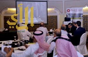 معرض الاستيراد والتصدير الصيني يكشف زيارة 2800 رجل أعمال سعودي