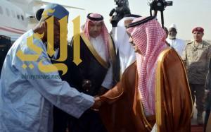 رئيس جمهورية غينيا يصل الرياض