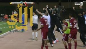 الفيصلي بتسعة لاعبين يتعادل مع النصر في مباراة مثيرة