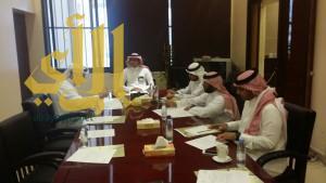 امانة الشرقية تعقد اجتماعاً مع فرع وزارة الزراعة بالشرقية