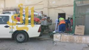 بلدية الخبر تضبط ٤٠٠ عبوة مشروبات منتهية الصلاحية