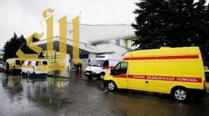 """طائرة """"فلاي دبي"""" تتحطم أثناء هبوطها في مطار روستوف جنوب روسيا"""