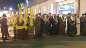 وكيل إمارة الباحة يفتتح فعاليات اليوم العالمي للدفاع المدني بالمنطقة