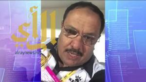 إصابة خطيرة تنقل حارس القادسية الكويتي الخالدي إلى المستشفى