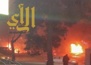 انفجار عنيف يهز وسط أنقرة وسقوط قتلى وجرحى