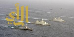 انطلاق التمرين البحري المشترك بين دول الخليج (اتحاد 18)