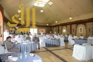 أمانة الشرقية تعقد اجتماعاً مع ٢١ جهة حكومية