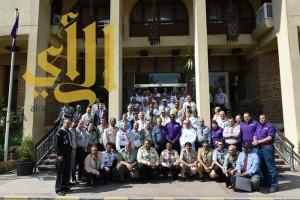 رؤساء الجمعيات الكشفية العربية يعقدون اجتماعهم العاشر في القاهرة