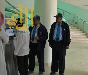 تدشين الخدمة الذاتية للمتدربين بالكلية التقنية بنجران