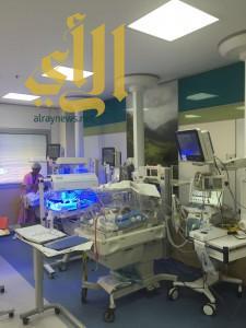 تشغيل قسم العناية المركزة للأطفال حديثي الولادة بمستشفى أبها