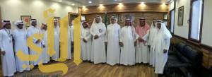 مستشفى الخميس العام يكرم 10 موظفين تم احالتهم إلى التقاعد