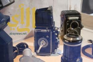 """""""واس"""" تكشف عن كاميرا عمرها 85 عاماً في مهرجان الساحل الشرقي"""