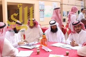 ثانوية عثمان بن ابي العاص في الرياض تعقد اجتماعاً لأولياء الأمور
