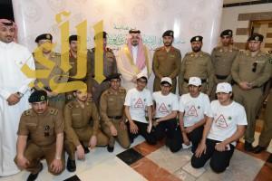 أميرعسير يدشن فعاليات اسبوع المرور الخليجي 2016