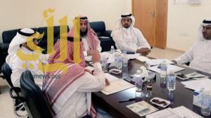 بلدي بيشة يستعرض المشاريع والإستثمار في البلدية