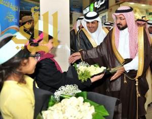 وكيل امارة الباحة يدشن فعاليات الاسبوع الخليجي لصحة الفم والأسنان