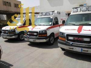 الهلال الأحمر بالشرقية يرفع من جاهزية الفرق الإسعافية لمواجهة التقلبات الجوية