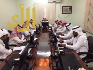 المجلس التنفيذي بصحة بيشة يعقد إجتماعاً برئاسة مدير الشئون الصحية