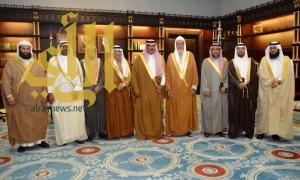 """أمير الباحة يوافق على الرئاسة الفخرية لجمعية رعاية الأيتام بالمنطقة """" أكناف """""""