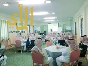 """الشؤون الإسلامية بعسير تنظم دورة """"مسؤولية المهنة"""" لمنسوبيها"""