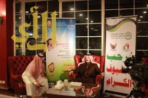 """""""آل مجثل"""" في ندوة لجنة التنمية الإجتماعية بحي الموظفين ومدينة الأمير سلطان"""