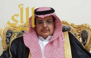 "فهد ""آل كزمان"" يحتفل بزواجه"