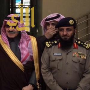 """""""أبوجلبة"""" مديراً لمدني منطقة الحدود الشمالية"""