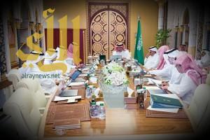 ولي العهد يرأس اجتماع مجلس الشؤون السياسية والأمنية