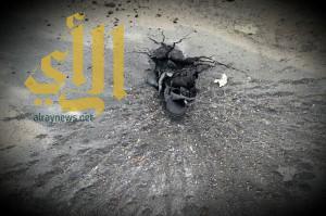 إصابة مقيم إثر سقوط مقذوف على محافظة الطوال