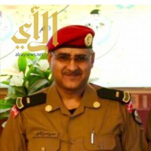 الحارثي إلى رتبة رئيس رقباء بإمارة الباحة