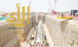 أمير الرياض: 30% الإنجاز في مشروع الملك عبدالعزيز للنقل العام