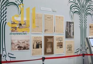 """كتاب الرياض"""" يعرض التاريخ العمراني والنهضة الصحفية في المملكة"""