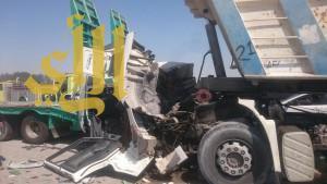 وفاة شخص وإصابة آخر نتيجة حادث سير على إمتداد طريق ابو حدرية