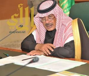 أمير الباحة يصدر قراراً إدارياً بترقية 91 موظفاً من منسوبى إمارة المنطقة