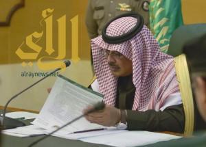 أمير منطقة الباحة يراس جلسات مجلس المنطقة ويستقبل المسؤولين والمواطنين