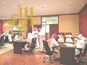 سياحة القصيم تفاضل بين 100شابا تقدموا لـ 51 فرصة عمل في المنشآت السياحية