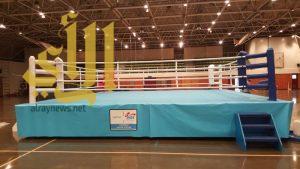 4 منتخبات تتنافس على لقب ملاكمة خليجي 3
