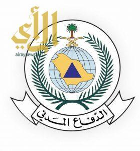 مدني الباحة يُنبه من أمطار تستمر حتى الساعة التاسعة مساءً