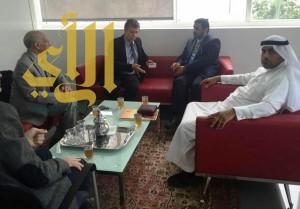 المنظمة العربية للهلال الأحمر تطلع على تجربتي الهلال الأحمر المغربي