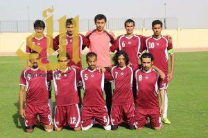 كلية العلوم والآداب تحقق بطولة كرة القدم للدوائر الحكومية بوادي الدواسر