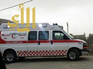 الهلال الأحمر بمنطقة الباحة يحذر المواطنين والمقيمين من التقلبات الجوية