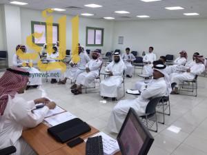 (93) شاباً سعودياً يلتحقون ببرامج بيع وصيانة الجوالات بتقنية بالأحساء